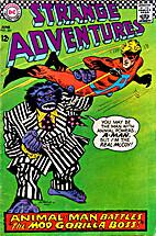 Strange Adventures [1950] #201