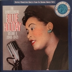 The Quintessential Billie Holiday, Vol.7:…