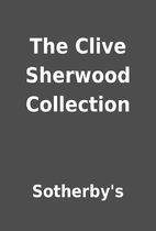 The Clive Sherwood Collection by Sotherby's