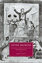 After Dickens: Reading, Adaptation and…