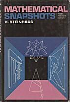 Mathematical Snapshots by STEINHAUS (H.)