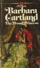 The Proud Princess by Barbara Cartland