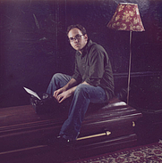 Author photo. Photo by Peter Bellamy