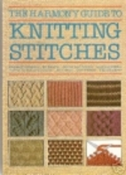 The Harmony Guide to Knitting Stitches…
