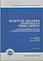 Rights of children deprived of their liberty…