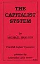 The Capitalist System by Mikhail Bakunin