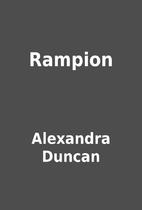 Rampion by Alexandra Duncan