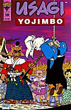 Usagi Yojimbo Vol. 2 No. 10 by Stan Sakai
