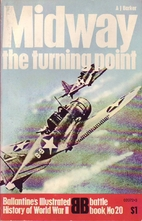 Midway, The Turning Point by A. J. Barker