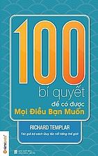 100 Bí Quyết Để Có Được Mọi…