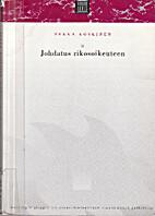 Johdatus rikosoikeuteen by Pekka Koskinen