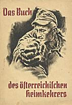 Das Buch des österreichischen Heimkehrers…