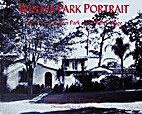Winter Park portrait: The story of Winter…