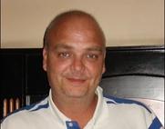 Author photo. Paul Goeken - Photo: Jürgen Joosten