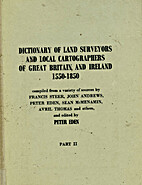 Dictionary of Land Surveyors and Local…