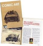Two articles about Harvey Kurtzman in Comic…