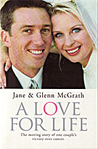 A love for life by Jane McGrath
