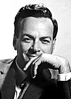 Richard Feynman by Richard Feynman