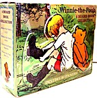 Winnie the Pooh 4 Board Book Collection by…