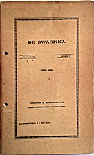 De Swastika - jaargang 1, nummer 12 by…