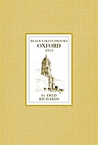 Oxford: a sketch-book by Fred Richards