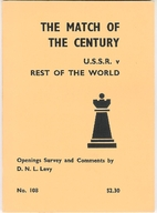 The match of the century: U.S.S.R. v The…