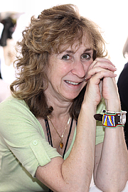 """Author photo. Naturalist and author Sy Montgomery at the 2018 Texas Book Festival in Austin, Texas, United States. By Larry D. Moore - Own work, CC BY-SA 4.0, <a href=""""https://commons.wikimedia.org/w/index.php?curid=74093215"""" rel=""""nofollow"""" target=""""_top"""">https://commons.wikimedia.org/w/index.php?curid=74093215</a>"""