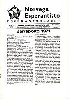 Norvega Esperantisto (1972:04)