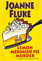 Lemon Meringue pie murder by joanne fluke