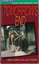 Tomorrow's End (The Girl From Tomorrow: Part…