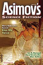 Kiss Me Twice by Mary Robinette Kowal