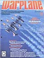 Warplane Volume 6 Issue 72 by Stan Morse