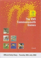 The XVII Commonwealth Games Official Daily…