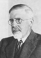 Author photo. Aart van der Leeuw (Delft, 23 juni 1876 – Voorburg, 17 april 1931