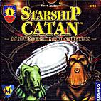 Starship Catan [GAME] by Klaus Teuber