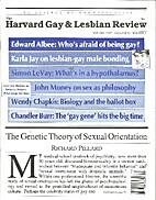 The Harvard Gay & Lesbian Review (Volume IV,…