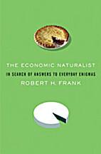Economic Naturalist: In Search of…