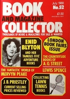 Book and Magazine Collector July 1988 - No.…