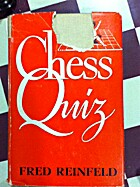 Chess Quiz by Larry Reinfeld