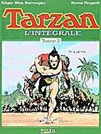 Tarzan l'intégrale, tome 3 by Burne Hogarth