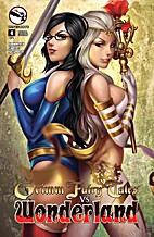 Grimm Fairy Tales Vs Wonderland #4 by Toy…