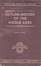 An outline history of the Middle Ages from…