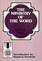 The Ministry of the Word (Notable Books on…