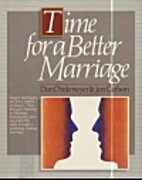 Time for a Better Marriage: Training in…