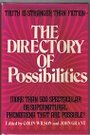 The Directory of Possibilities - Colin Wilson
