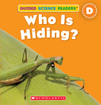 Who is Hiding? by Violet Findley