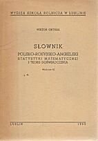 Słownik Polsko-Rosyjsko-Angielski…