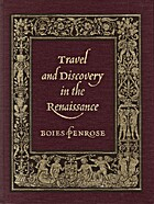 Travel and Discovery in the Renaissance,…