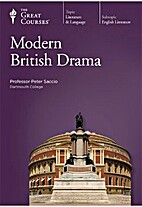 Modern British Drama by Peter Saccio