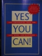 Yes, You Can: One Thousand One Hundred Five…